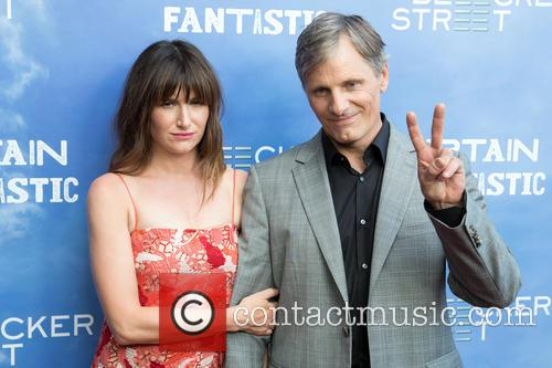Kathryn Hann and Viggo Mortensen 5
