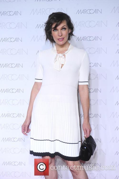 Milla Jovovich 4