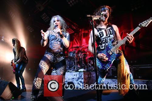 Lexxi Foxx, Michael Starr, Stix Zadinia and Satchel 1