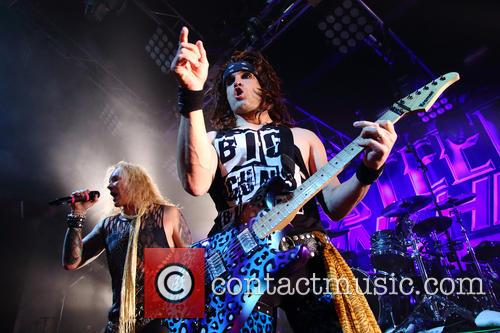 Michael Starr and Satchel 3