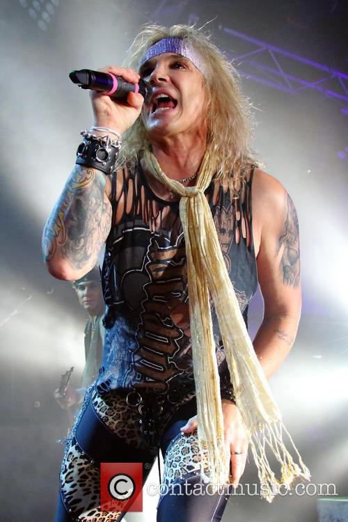 Steel Panther and Michael Starr 2