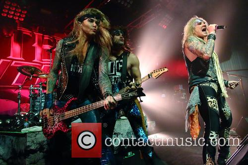 Lexxi Foxx, Satchel and Michael Starr 3