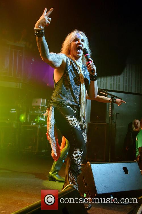 Steel Panther and Michael Starr 5