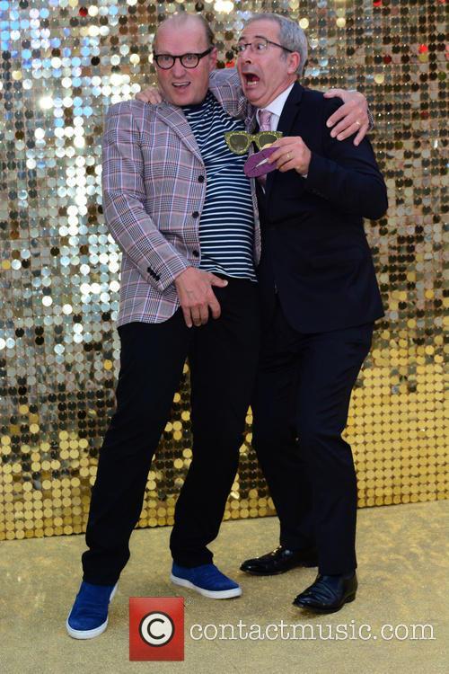 Ade Edmonson and Ben Elton 2