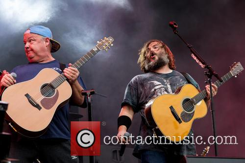Tenacious D, Jack Black and Kyle Gass 2
