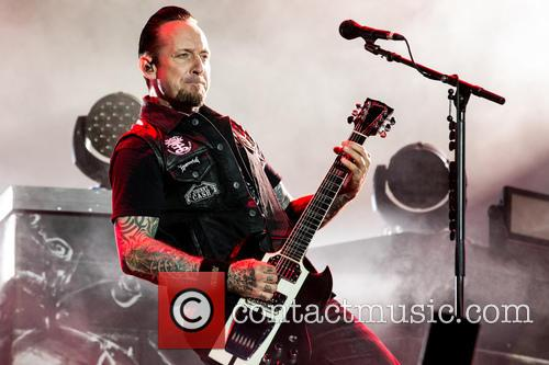 Volbeat and Michael Poulsen 1