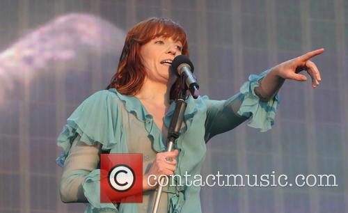 Florence + The Machine, The Machine and Florence Welch 2