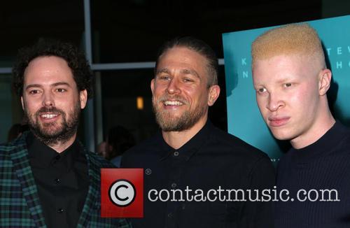 Drake Doremus, Charlie Hunnam and Shaun Ross