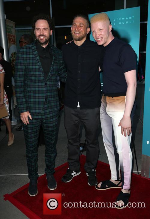 Drake Doremus, Charlie Hunnam and Shaun Ross 9