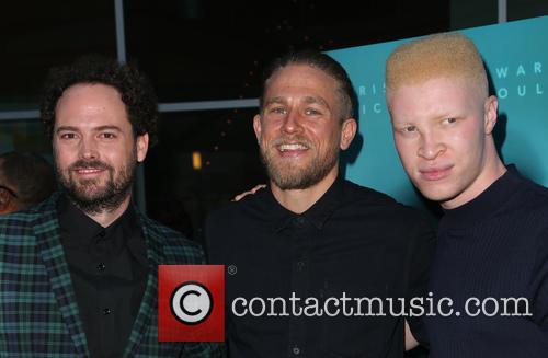 Drake Doremus, Charlie Hunnam and Shaun Ross 10