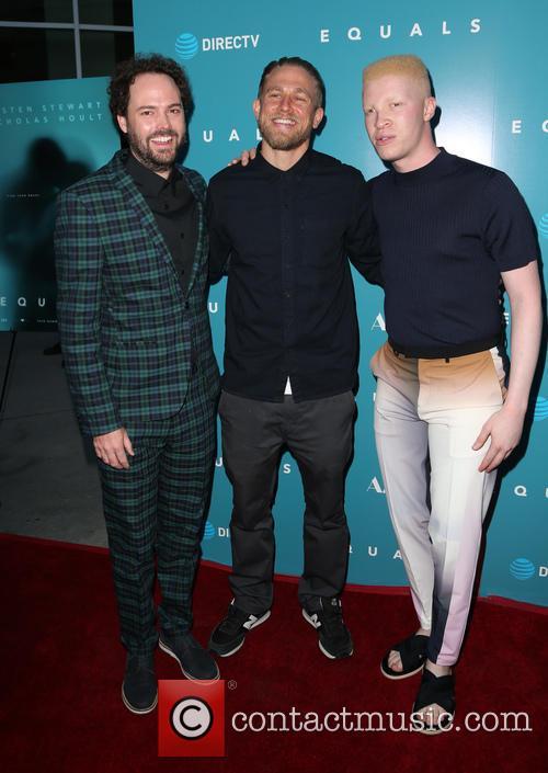 Drake Doremus, Charlie Hunnam and Shaun Ross 11