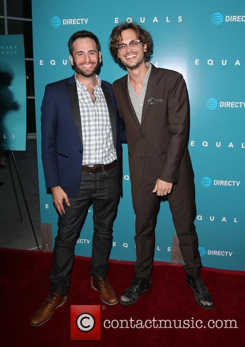 Matthew Gray Gubler and Brian Levin 9