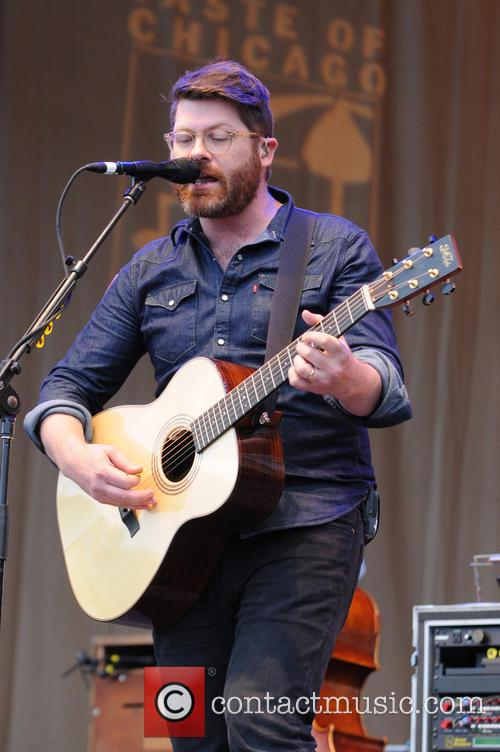 The Decemberists performing at Taste of Chicago