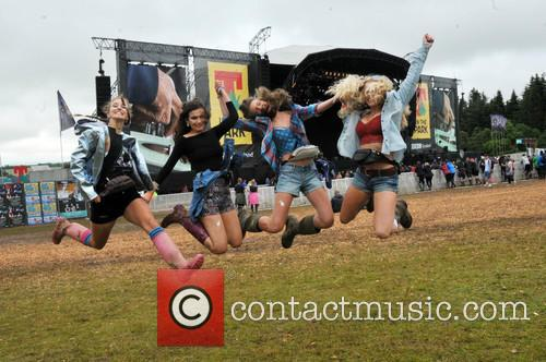 T In The Park and Atmosphere 1