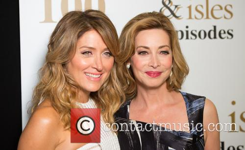 Sasha Alexander and Sharon Lawrence 3