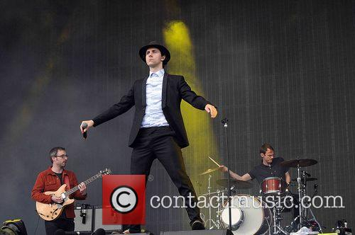 Maxïmo Park and Paul Smith 1
