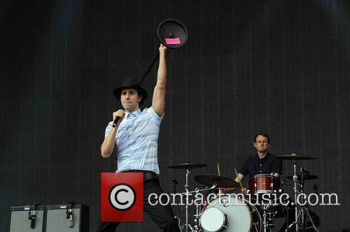 Maxïmo Park and Paul Smith 3