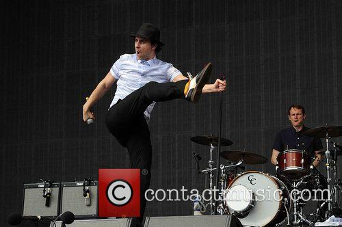 Maxïmo Park and Paul Smith 5