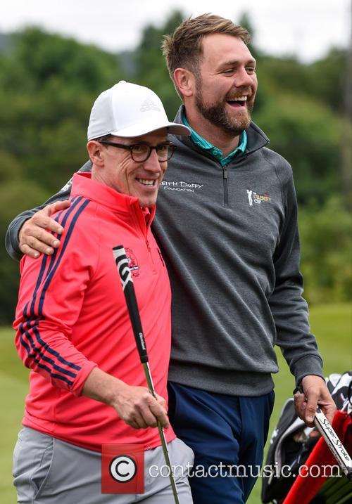 Rob Brydon and Brian Mcfadden