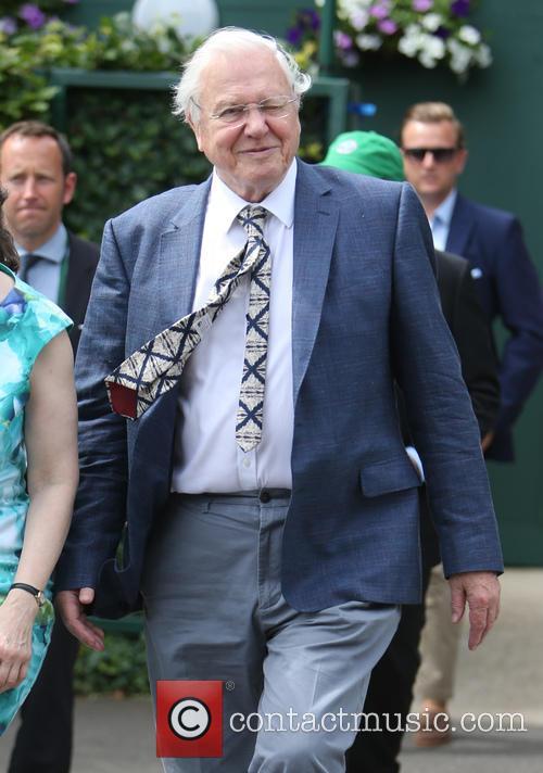 Sir David Attenborough 1