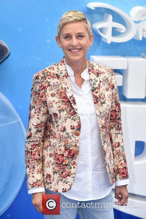 Ellen DeGeneres at the 'Finding Dory' premiere