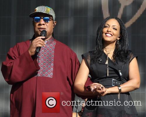 Stevie Wonder and Wayna Wondwossen 3