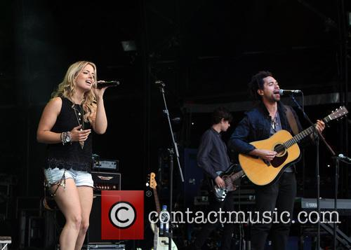The Shires, Ben Earle and Crissie Rhodes 1