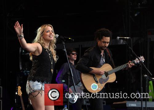The Shires, Ben Earle and Crissie Rhodes 4