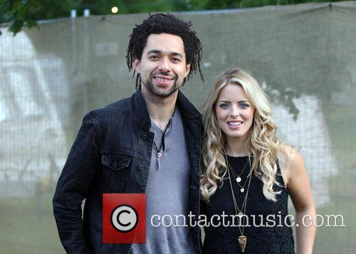 The Shires, Ben Earle and Crissie Rhodes 9
