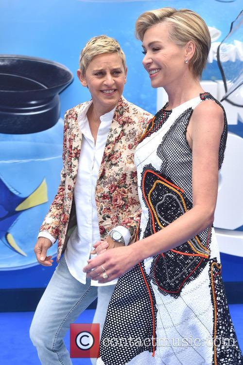 Ellen Degeneres and Portia De Rossi 10