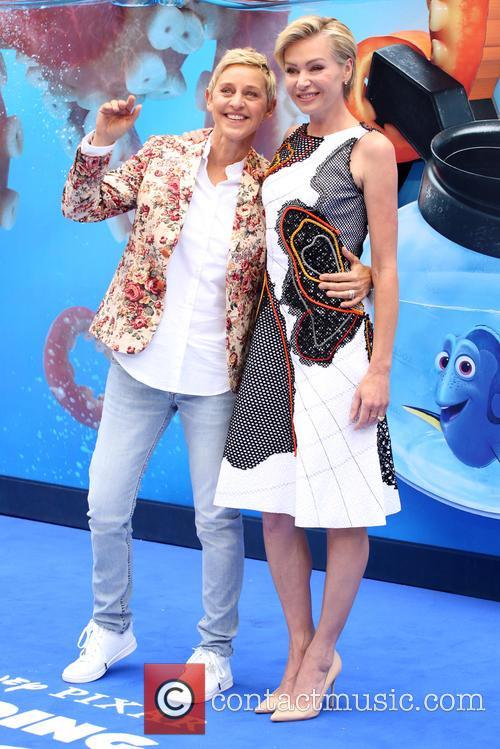 Ellen Degeneres and Portia De Rossi 4