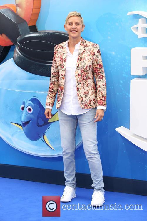 Ellen degeneres premiere of 39 finding dory 39 arrivals 16 pictures - Ellen show address ...