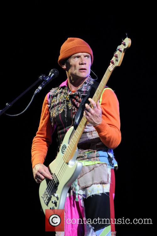 Red Hot Chili Peppers 5