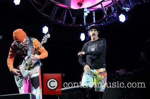 Red Hot Chili Peppers 7
