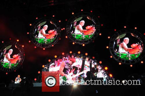 Red Hot Chili Peppers 10