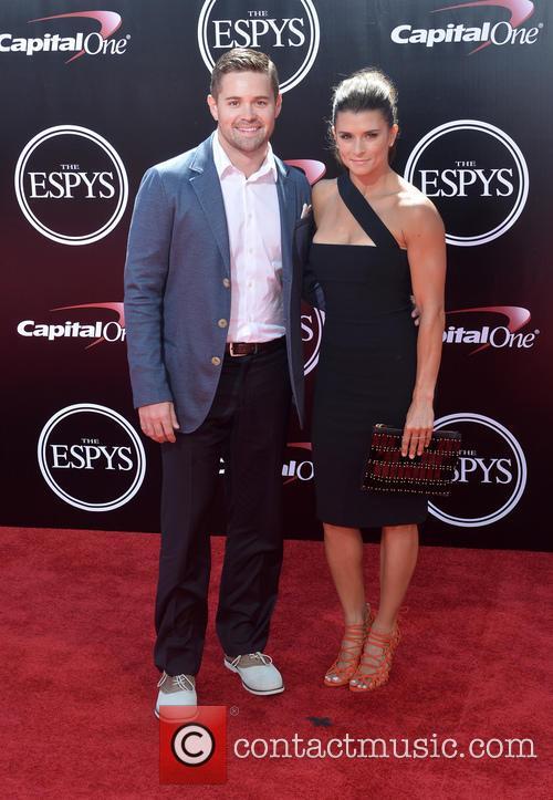 Rickey Stenhouse Jr and Danika Patrick 1