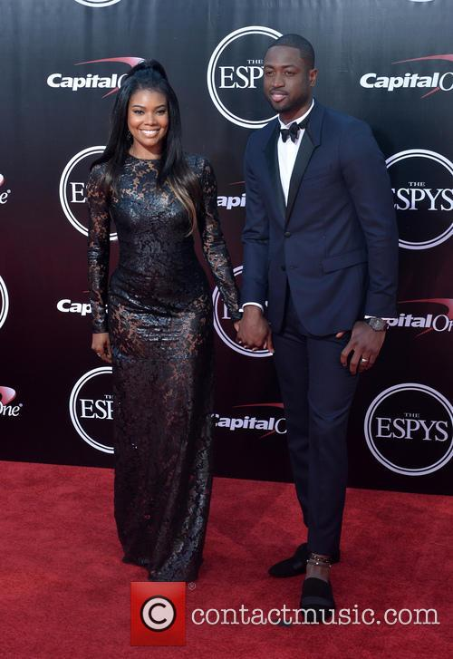 Gabrielle Union and Dwyane Wade 2