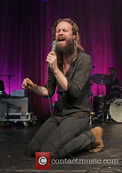 Father John Misty and Joshua Michael Tillman 1