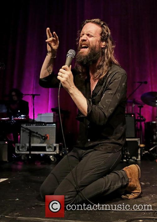 Father John Misty and Joshua Michael Tillman 8