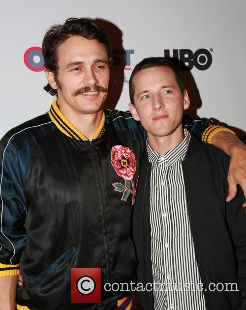 James Franco and Justin Kelly 4