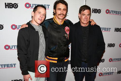 Justin Kelly, James Franco and Gus Van Sant 1
