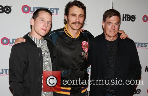 Justin Kelly, James Franco and Gus Van Sant 2
