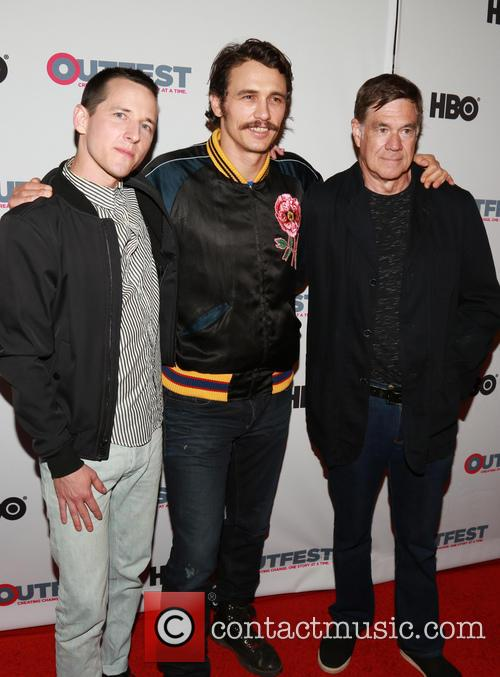Justin Kelly, James Franco and Gus Van Sant 4