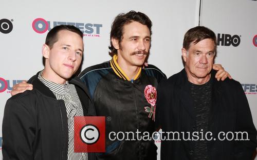 Justin Kelly, James Franco and Gus Van Sant 5