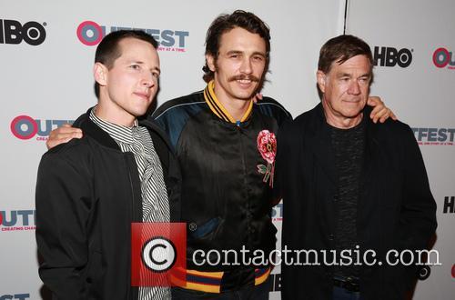 Justin Kelly, James Franco and Gus Van Sant 7