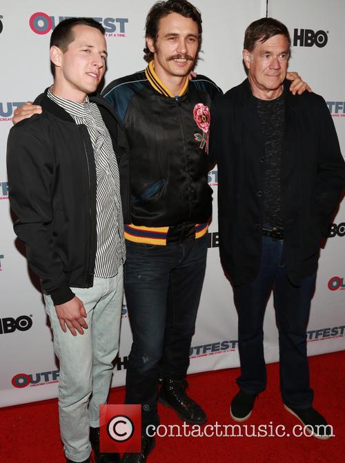 Justin Kelly, James Franco and Gus Van Sant 8