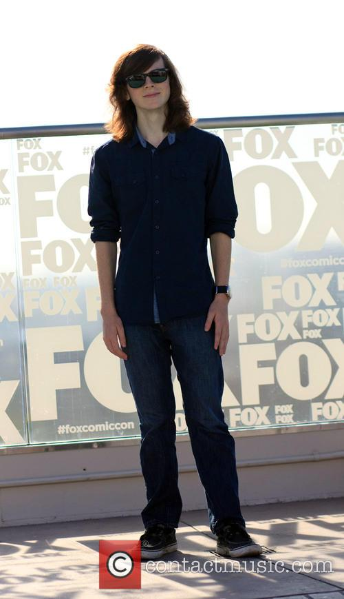 Chandler Riggs' time on 'The Walking Dead' has come to an end