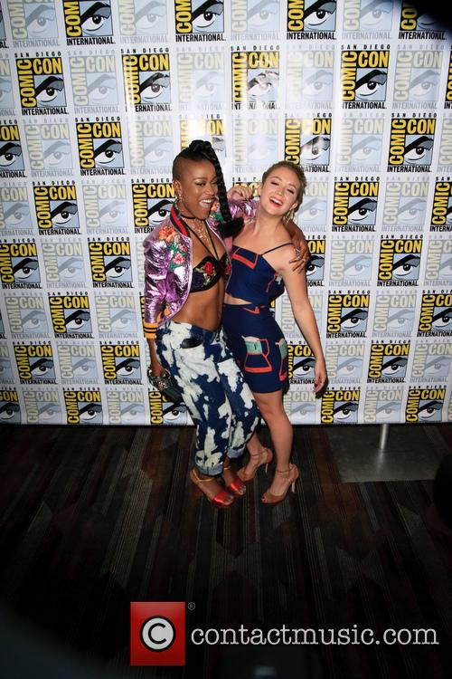 Keke Palmer and Billie Lourd 7
