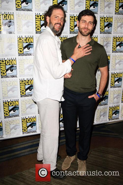 Silas Weir Mitchell and David Giuntoli 2