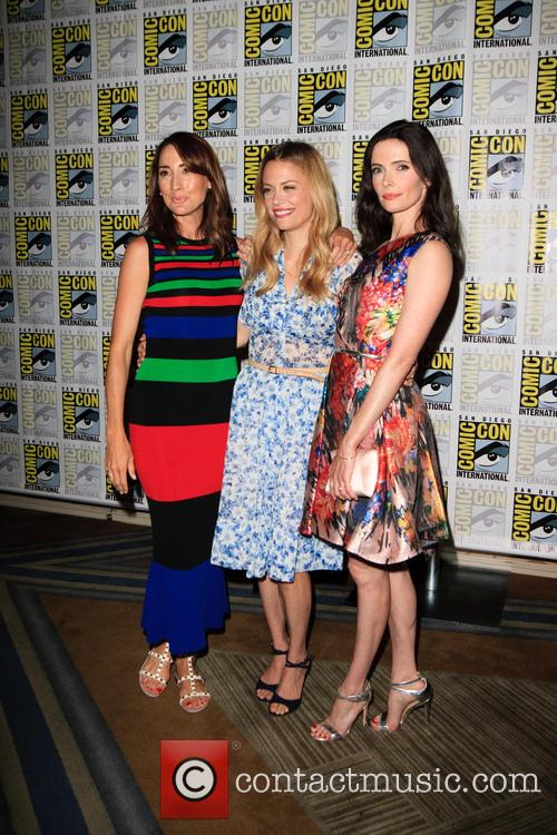 Bree Turner, Claire Coffee and Bitsie Tulloch 4